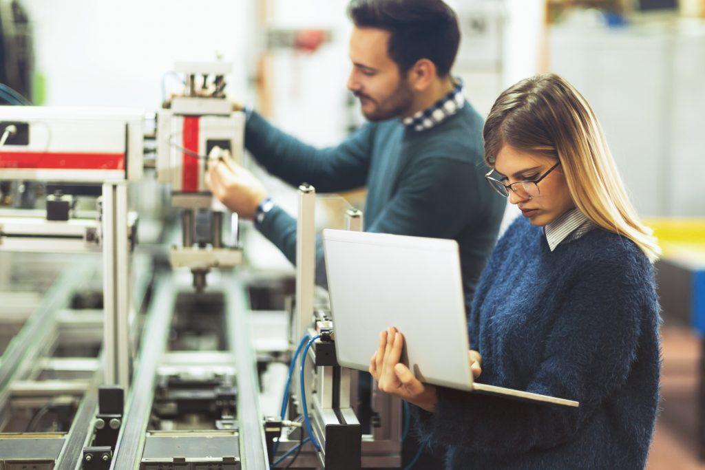 Digitalisierung durch smarte Produkte