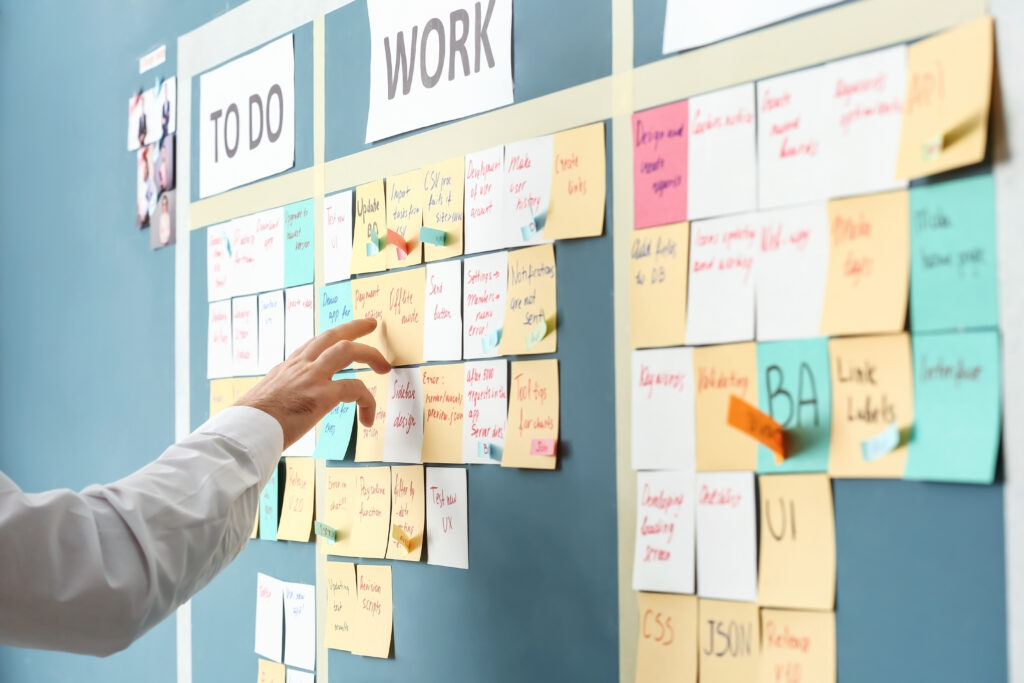 Mit agilem Projektmanagement zur perfekten Software